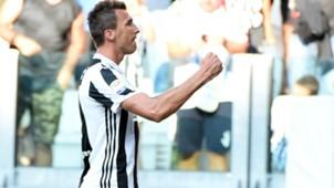 Mandzukic Juventus Cagliari Serie A
