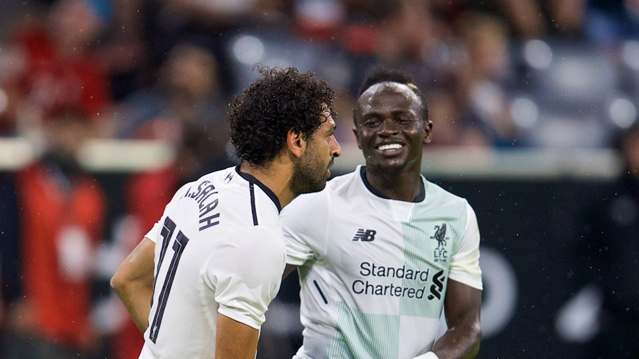 HD Mohamed Salah Sadio Mane