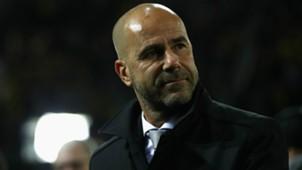 Peter Bosz Borussia Dortmund 01112017