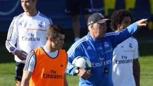 Gareth Bale, Carlo Ancelotti, 11042017
