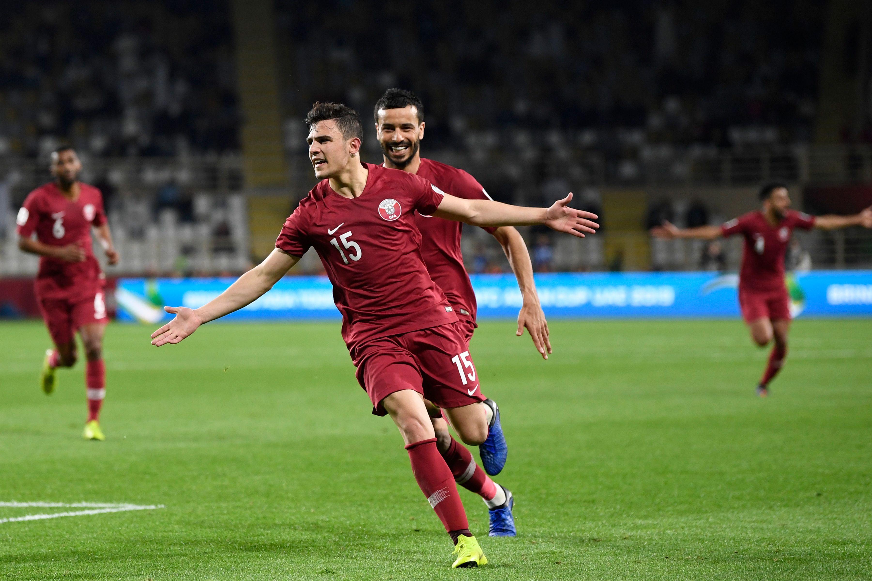 Bassam Al-Rawi : Qatar : Asian Cup 2019