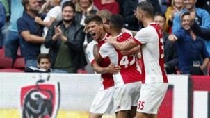 Klaas-Jan Huntelaar Ajax Eredivisie 08202017