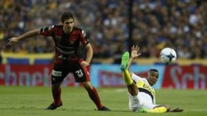Wilmar Barrios Boca Patronato Primera Division 16042017