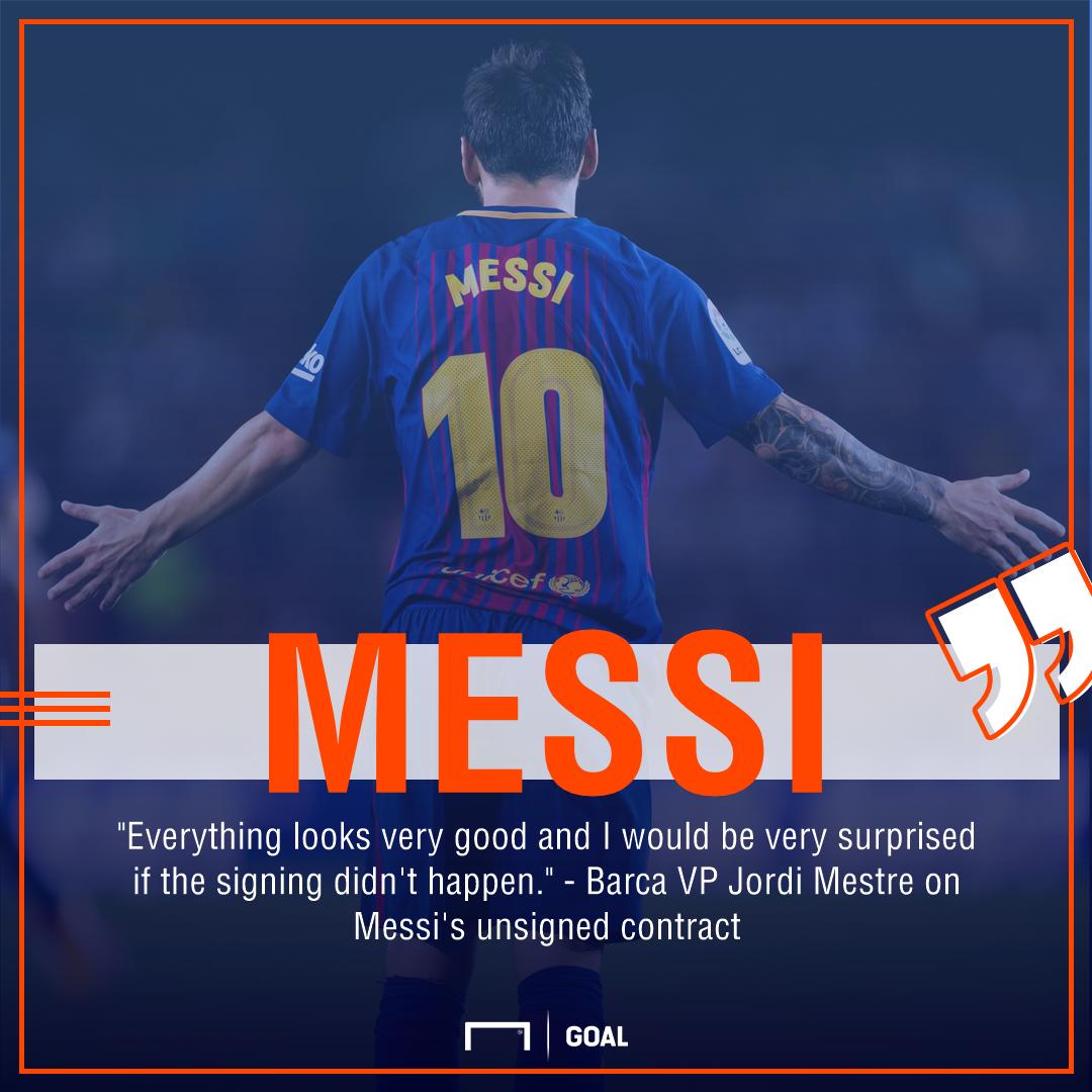 Messi - Mestre GFX