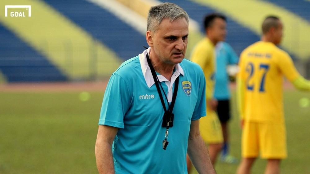 FLC Thanh Hoá tập luyện ngày đầu tiên chuẩn bị V.League 2018