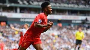Raheem Sterling Liverpool Tottenham 08312014