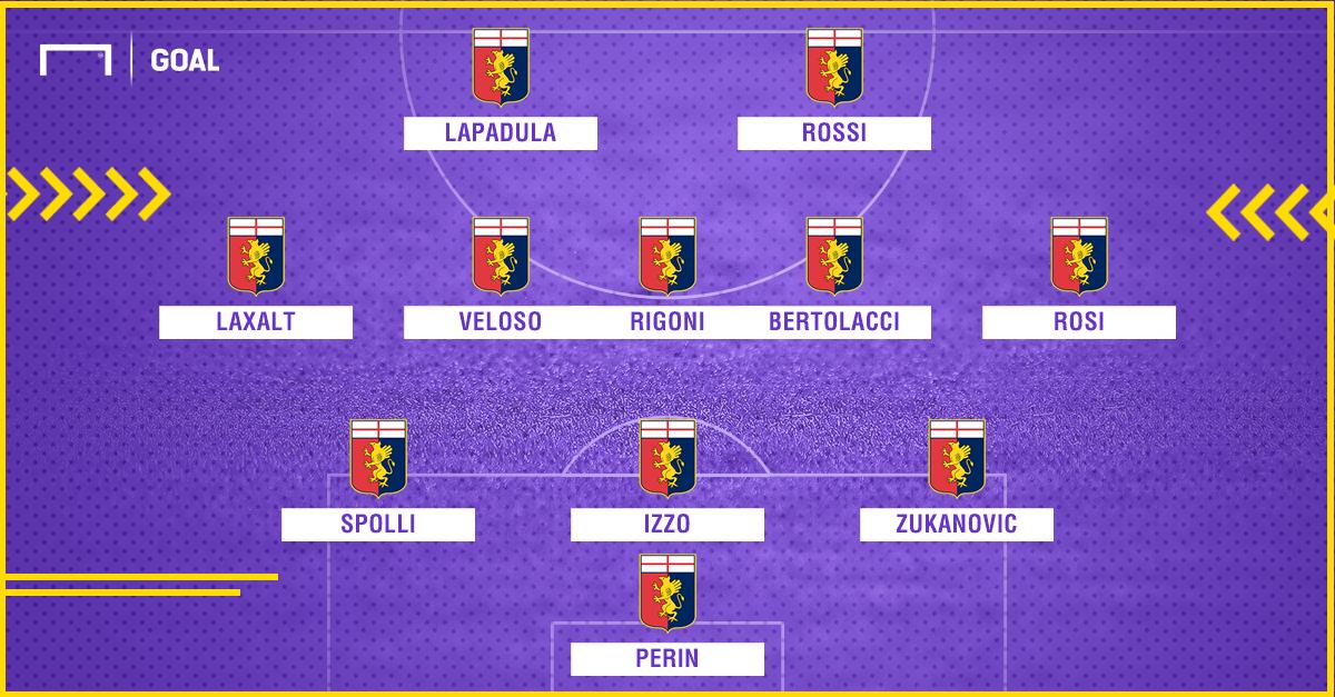 PS Rossi Genoa