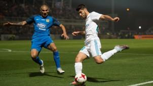 Marco Asensio Real Madrid Copa del Rey 26102017