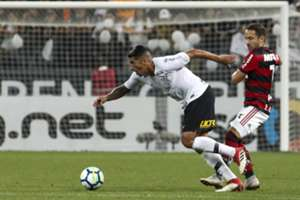 Ralf e Everton Ribeiro - Corinthians x Flamengo 26/09/2018