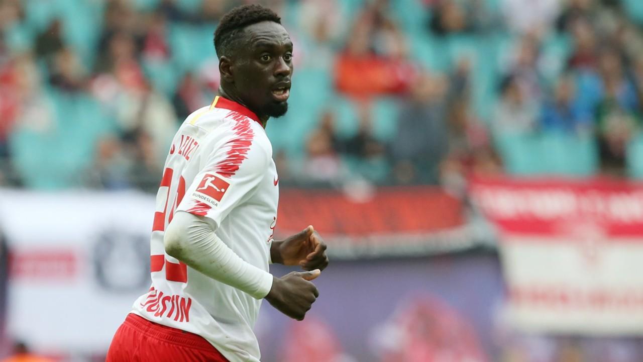 La FFF suspend l'assignation de Jean-Kévin Augustin et du RB Leipzig