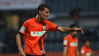 Aleksandar Jovanovic Jeju United