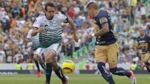 Santos vs Pumas Liga MX