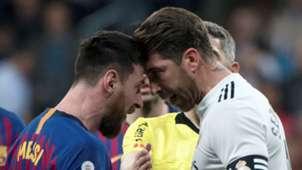 2019-03-03 Messi Ramos Real Madrid Barcelona