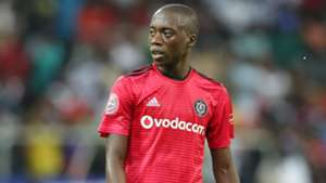 Ben Motshwari, Orlando Pirates, February 2019