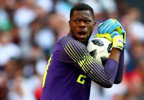 Top Five: Ranking Africa's World Cup goalkeepers