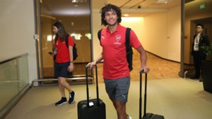 Mohamed Elneny Arsenal ICC 2018 Singapore