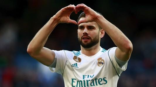 Nacho Fernandez Real Madrid Deportivo LaLiga