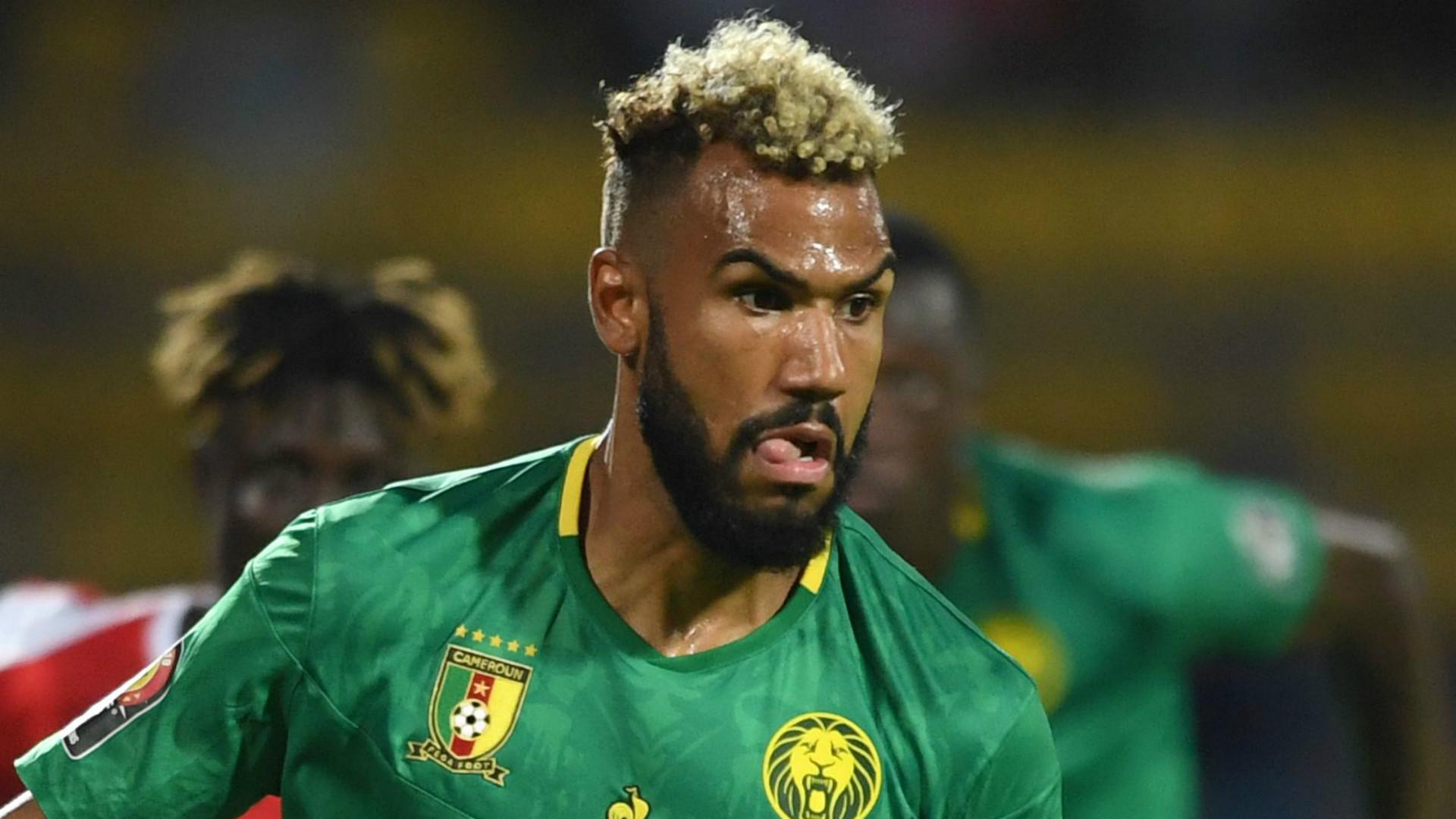 Eric Maxim Choupo-Moting Cameroon 2019