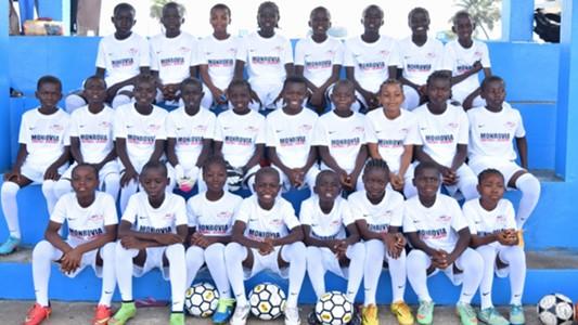 Monrovia Football Academy Class