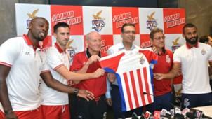 ATK jersey launch