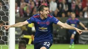 Henrikh Mkhitaryan Manchester United Europa League Final