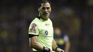 Mauro Vigliano Boca River Superliga 23092018