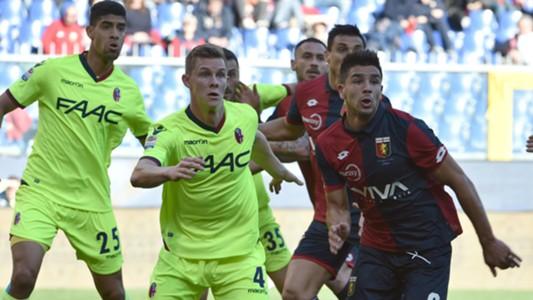 Genoa Bologna Simeone