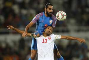Sandesh Jhingan India Bahrain Asian Cup 2019