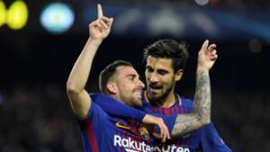 Paco Alcacer, Andre Gomes, Barcelona