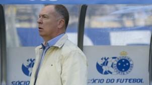 Mano Menezes  Cruzeiro Palmeiras Brasileirão 09 07 2017