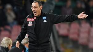 Sarri Napoli Juventus Serie A