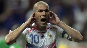 Zinedine Zidane France World Cup 2006