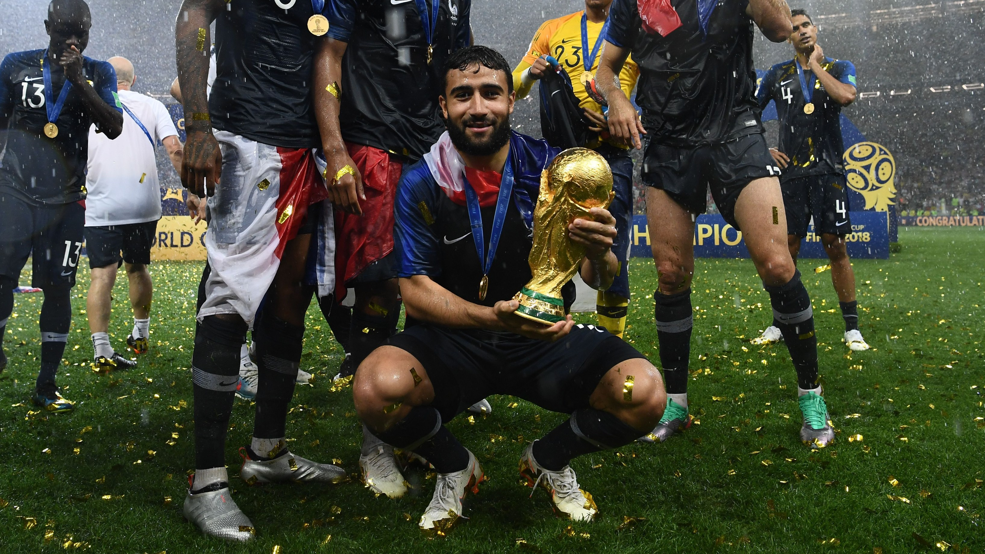 Nabil Fekir France World Cup 2018