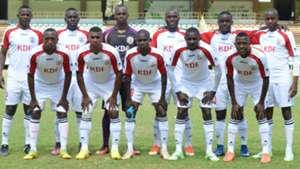 Ulinzi Stars squad.