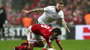 James McClean Republic of Ireland Thomas Delaney Denmark
