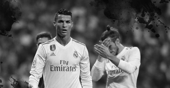 BBC Blackout: The stats prove Real can no longer rely on Bale, Benzema & Ronaldo