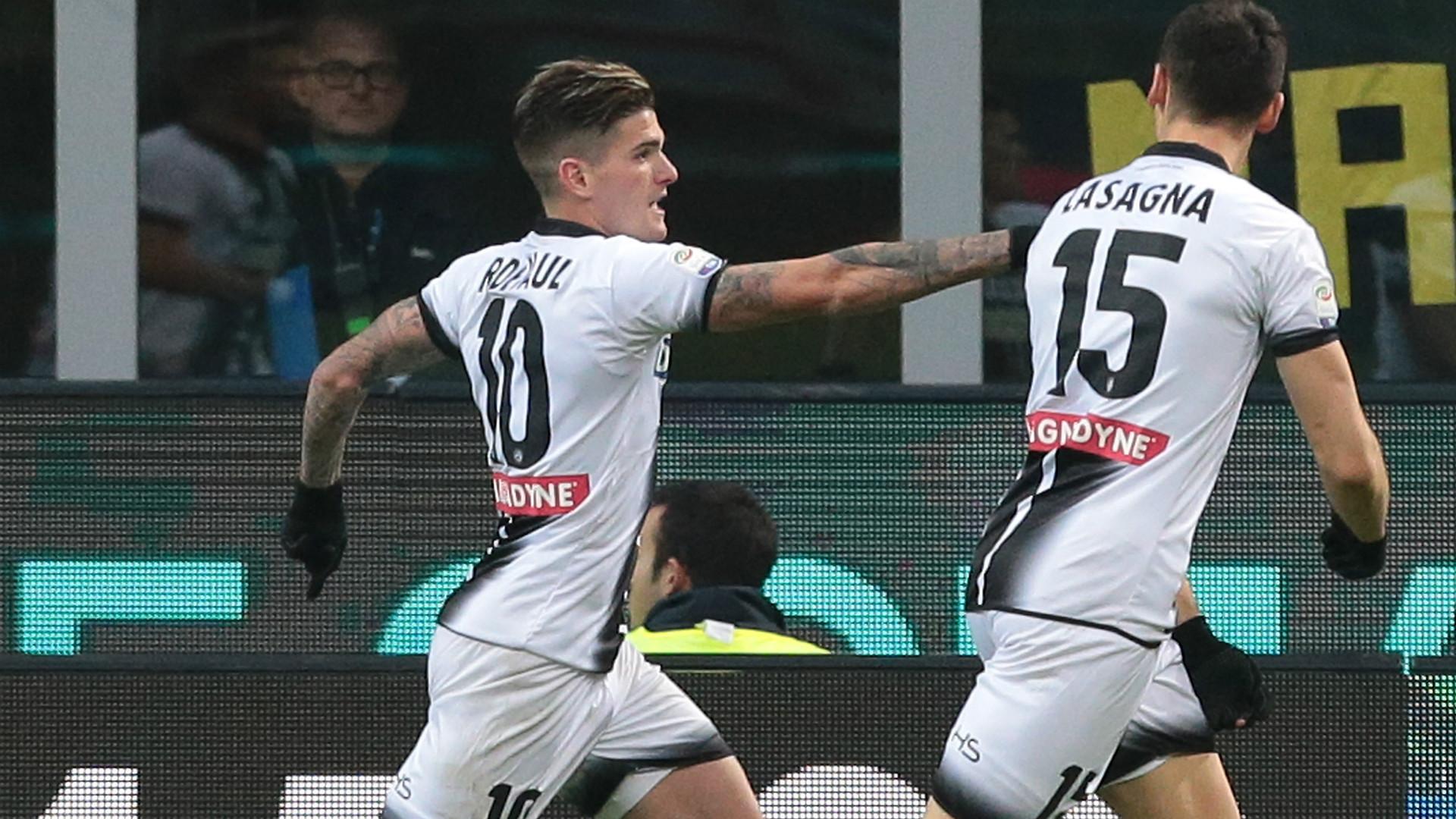 L'Inter crolla, dall'Udinese lo sberleffo è anche social: