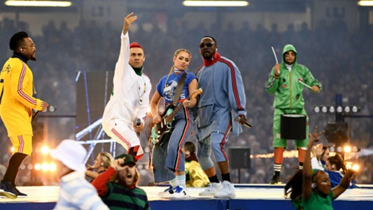 Black Eyed Peas Champions League