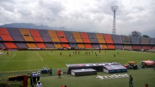 Independiente Medellin DIM America Cali Liga Aguila 04052018