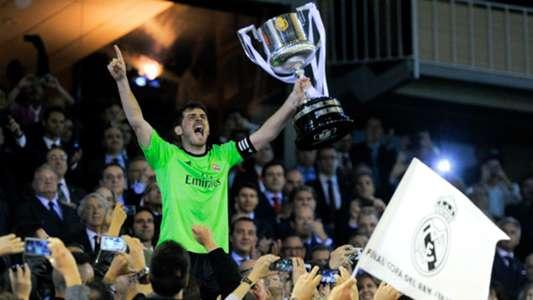 Iker Casillas Real Madrid