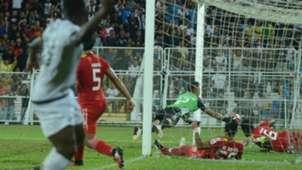 Tchetche Kipre, Terengganu, Premier League, 25/07/2017