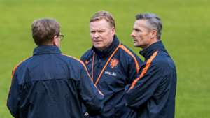 Ronald Koeman, Netherlands, 03252018
