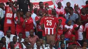Simba fans