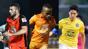 Thai League Top Assist : สรุปอันดับจอมแอสซิสต์ไทยลีก
