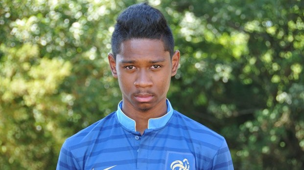 Jason Pendant U18 France