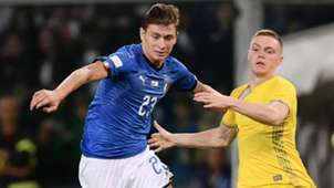 Barella Italy Ukraine