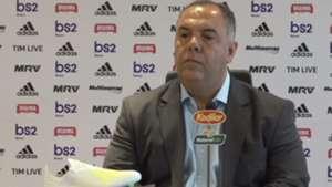 Marcos Braz Flamengo 31 05 2019