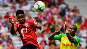 Thiago Mendes Lille Nantes Ligue 1