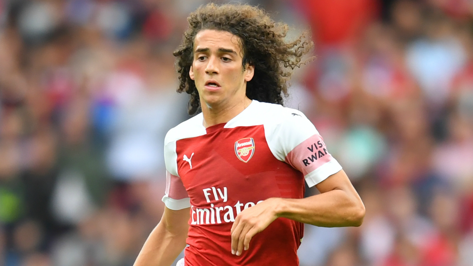 Arsenal News Matteo Guendouzi Backs Gunners To Challenge For Premier League Title Goal Com