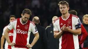 Matthijs De Ligt Daley Blind Ajax Tottenham